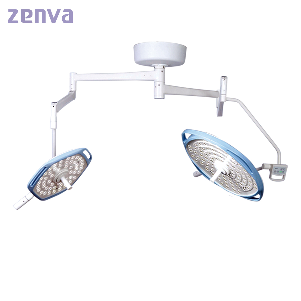 Double Head Ceiling LED Operating light with CE