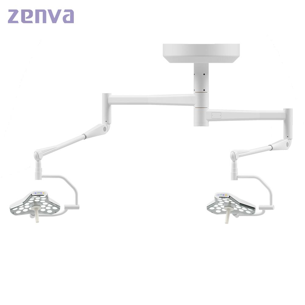 <strong>Ceiling Mounted Operating Room Surgical Light LED Shadowless Light</strong>